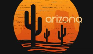 landscape-of-arizona-state-t-shirt-design-vector-17287275